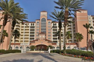 Palm Coast Condo/Townhouse For Sale: 200 Ocean Crest Drive #1013