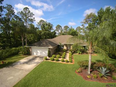 Palm Coast Single Family Home For Sale: 4 Rambling Lane