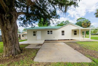 Bunnell Multi Family Home For Sale: 301 Deen Rd