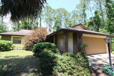 Palm Coast FL Single Family Home For Sale: $100,000