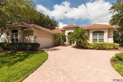 Palm Coast Single Family Home For Sale: 10 San Marco Ct