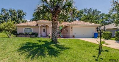 Palm Coast Single Family Home For Sale: 46 Royal Oak Drive