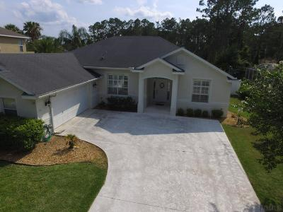 Matanzas Woods Single Family Home For Sale: 119 Laramie Drive