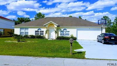 Matanzas Woods Single Family Home For Sale: 15 Longfellow Dr