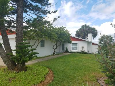 Flagler Beach Single Family Home For Sale: 2538 Lakeshore Dr