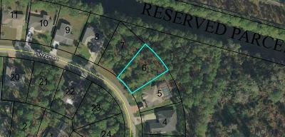 Belle Terre Residential Lots & Land For Sale: 113 Putter Drive