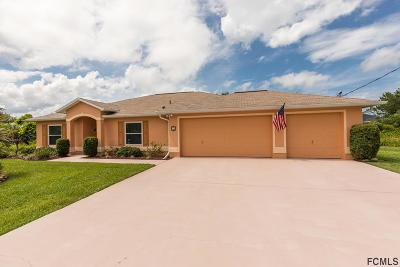 Seminole Woods Single Family Home For Sale: 14 Ulster Court
