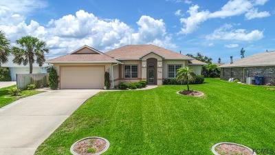 Ormond By The Sea Single Family Home For Sale: 115 Mariners Dr
