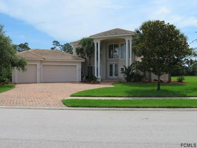 Palm Coast Plantation Single Family Home For Sale: 97 Heron Dr