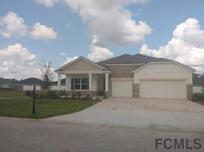 Flagler Beach Single Family Home For Sale: 40 Turtle Ridge Dr