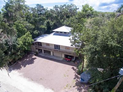 Hammock Single Family Home For Sale: 4 Pamela Parkway