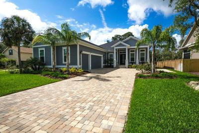Palm Coast Single Family Home For Sale: 24 Cinnamon Grove Ln