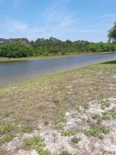 Palm Coast Plantation Residential Lots & Land For Sale: 73 N Lakewalk Dr N