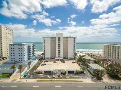 Ormond Beach Condo/Townhouse For Sale: 111 S Atlantic Ave #804
