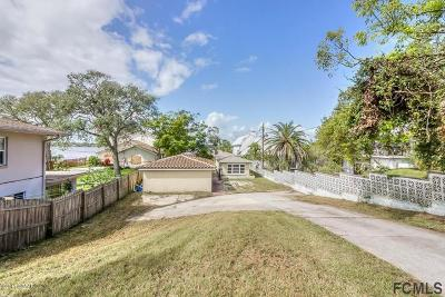 Daytona Beach Single Family Home For Sale: 1215 N Halifax Avenue