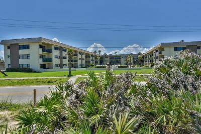 Ormond Beach Condo/Townhouse For Sale: 2100 Ocean Shore Blvd #108