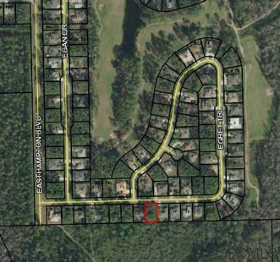 Residential Lots & Land Sold: 18 Egret Trail
