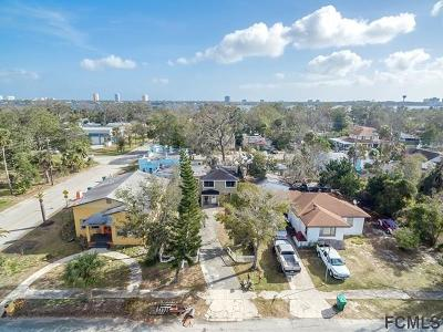 Daytona Beach Single Family Home For Sale: 941 Hartford Ave