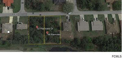 Belle Terre Residential Lots & Land For Sale: 34 Plain View Drive