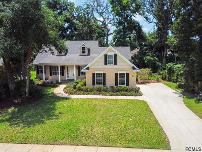 Flagler Beach Single Family Home For Sale: 33 Whitehall Court