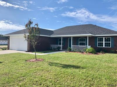 Flagler Beach Single Family Home For Sale: 4 Dancing Eagle Pl