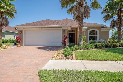 Hidden Lakes Single Family Home For Sale: 25 Graham Trl