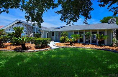 Flagler County Single Family Home For Sale: 1 Charles Court