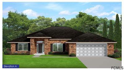 Matanzas Woods Single Family Home For Sale: 29 Lyndenhurst Lane
