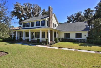 Palm Coast Single Family Home For Sale: 158 Willow Oak Way