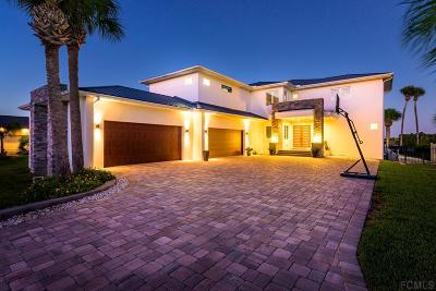 Flagler Beach FL Single Family Home For Sale: $1,795,000
