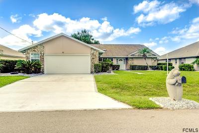 Palm Harbor Single Family Home For Sale: 10 Chadwick Court