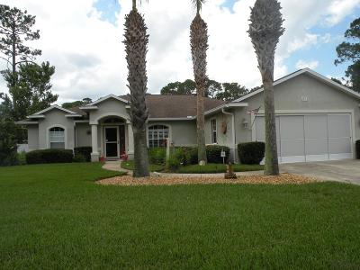 Palm Harbor Single Family Home For Sale: 47 Fortress Place