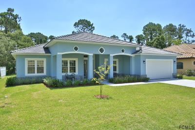 Matanzas Woods Single Family Home For Sale: 6 Lake Placid Pl