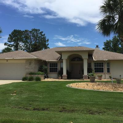 Flagler County Single Family Home For Sale: 56 Lynbrook Drive