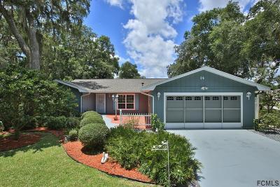 Palm Harbor Single Family Home For Sale: 14 Fort Caroline Ln