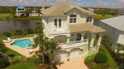 Palm Coast Single Family Home For Sale: 10 Cinnamon Beach Pl