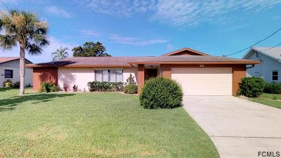 Flagler County Single Family Home For Sale: 22 S Claymont Ct S