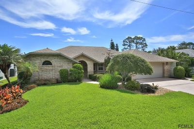 Palm Coast Single Family Home For Sale: 70 Covington Lane