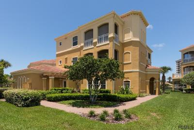 Palm Coast FL Condo/Townhouse For Sale: $340,000
