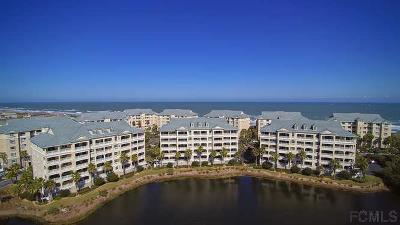 Palm Coast Condo/Townhouse For Sale: 1100 Cinnamon Beach Way #1021
