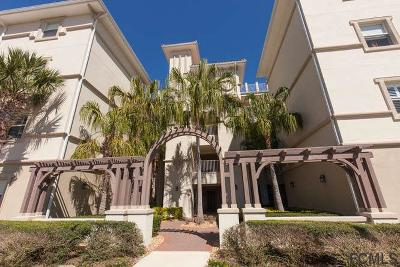 Palm Coast Condo/Townhouse For Sale: 45 Riverview Bend S #1945