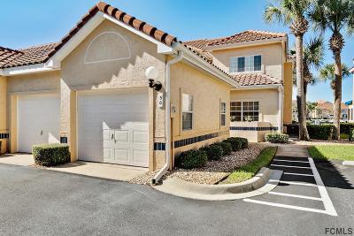 Palm Harbor Condo/Townhouse For Sale: 50 Rivers Edge Lane #50
