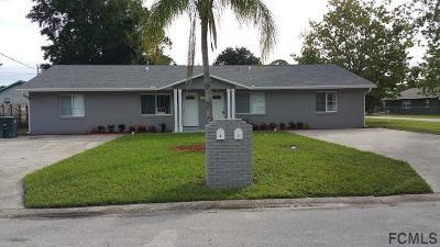 Daytona Beach Multi Family Home For Sale: 757 Iowa St