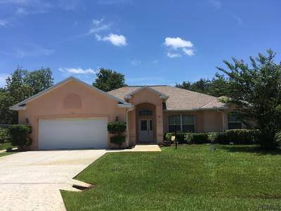 Flagler County Single Family Home For Sale: 6 Lytton Lane