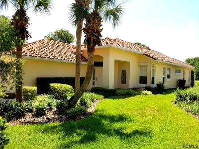 Flagler County Single Family Home For Sale: 6 Madeira Court