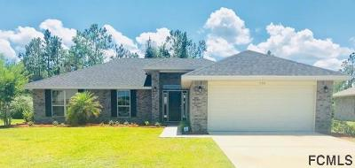 Daytona Beach Single Family Home For Sale: 536 Bayberry Lakes Blvd
