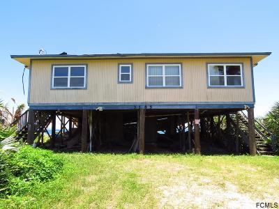 Flagler Beach Multi Family Home For Sale: 3183 N Ocean Shore Blvd