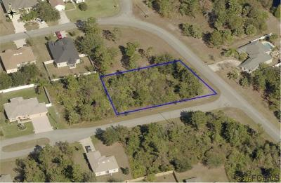 Seminole Woods Residential Lots & Land For Sale: 131 Ulysses Trl