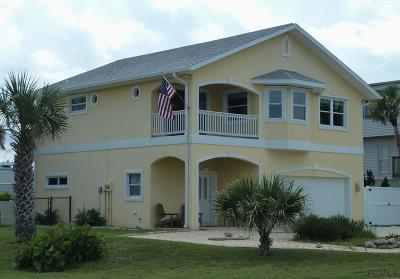Flagler Beach Single Family Home For Sale: 2568 S Central Ave