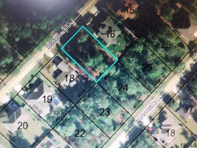 Lehigh Woods Residential Lots & Land For Sale: 8 Riverdale Ln